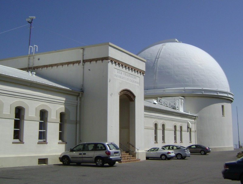 Lick Observatory 3